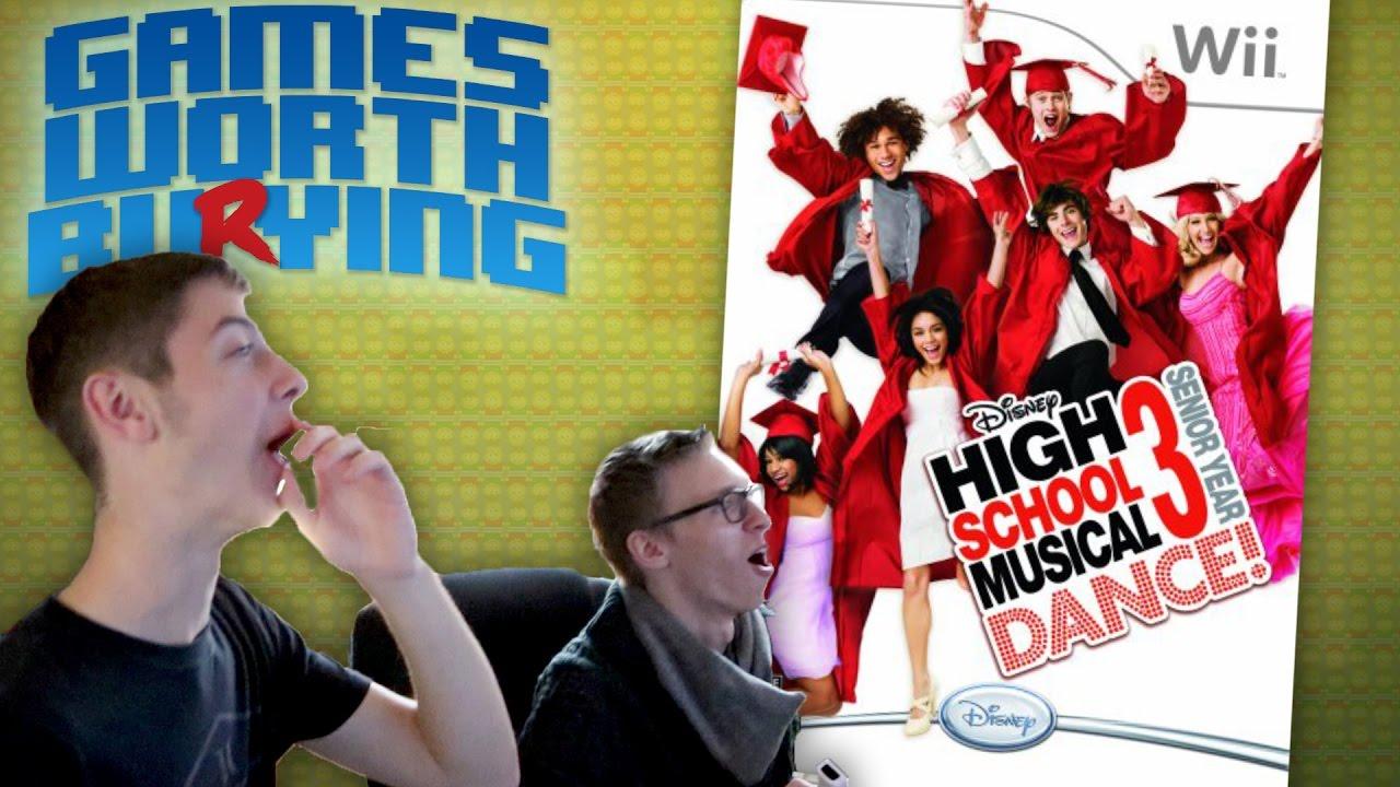 High School Musical 3 Dance! - Games Worth Burying