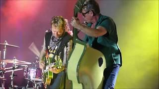STRAY  CATS - Blast  Off -  40th   ANNIVERSARY  TOUR  -