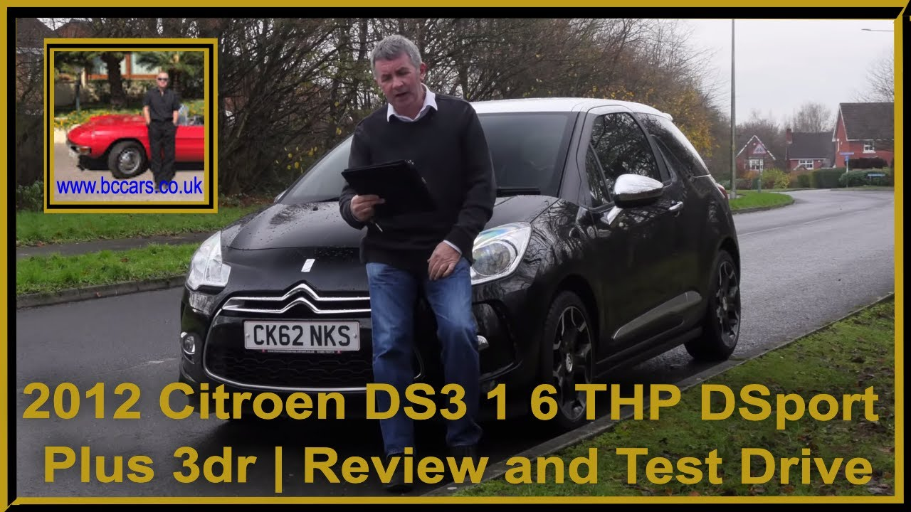 citroen ds3 dsport plus review