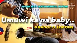 Orange & Lemons - Hanggang Kailan Instrumental Guitar Cover