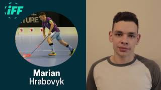 Marian Hrabovyk (UKR) - IFF Athletes' Commission Nominee