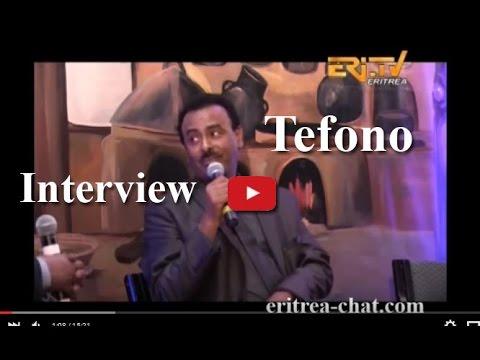Eritrean Merhaba Interview with Musician - Aklilu Tefono - Eritrea TV