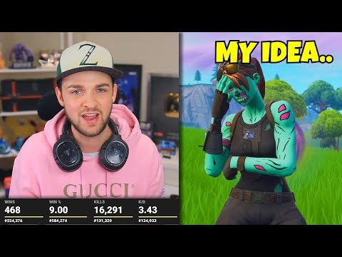 "reacting to ALI-A ""stole"" my fortnite video... (no he didn't)"