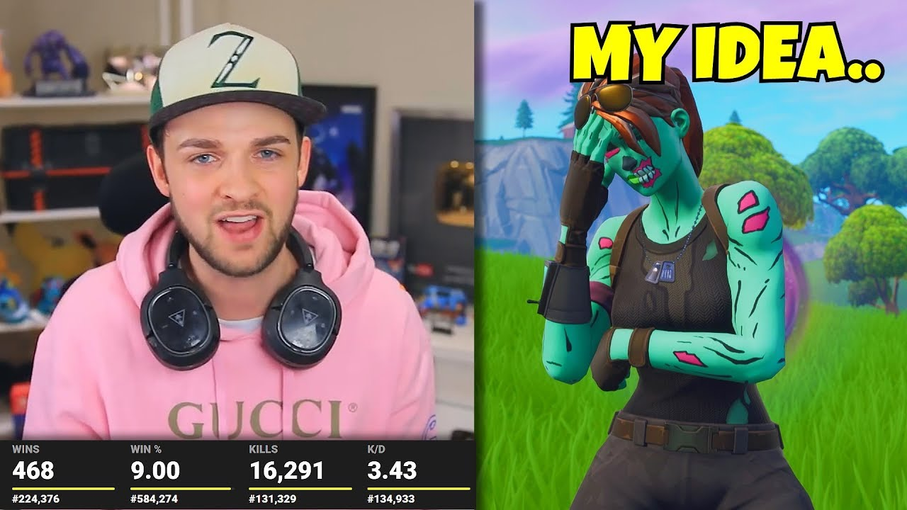 "reacting to ALI-A ""stole"" my fortnite video... (no he didn ..."