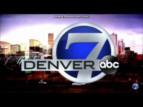 KMGH Denver 7 News 9AM Open (3/13/16)