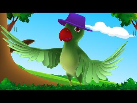 Main Tota Main Tota | Hindi Kids Songs | मैं तोता मैं तोता | Kids Tv India | Hindi Nursery Rhymes