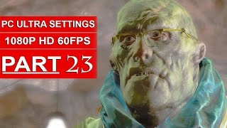 Fallout 4 Gameplay Walkthrough Part 23 [1080p 60FPS PC ULTRA Settings] - No Commentary