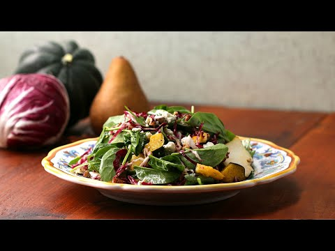 How To Make A Perfect Harvest Salad For Fall • Tasty