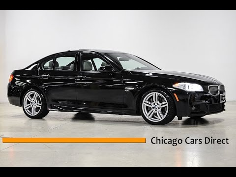 chicago cars direct reviews presents a 2011 bmw 550i xdrive awd m sport sedan c786172 youtube. Black Bedroom Furniture Sets. Home Design Ideas