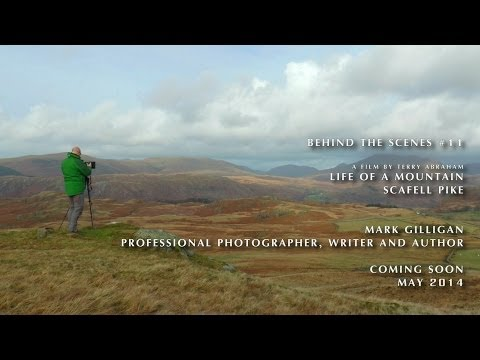 Lakeland Photographer Mark Gilligan: Behind the scenes #11 - Life of a Mountain: Scafell Pike