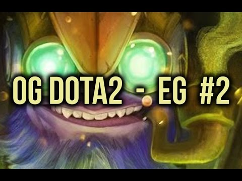 OG Dota 2 vs EG Highlights Frankfurt Major Semi Final Game 2