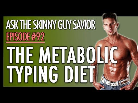 Metabolic Typing Diet: Should You Eat According To Your Metabolic Type?
