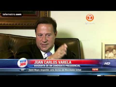 Biografía de Juan Carlos Varela