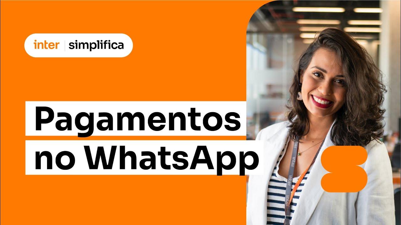 Pagamentos no WhatsApp (aprenda como ativar a função)