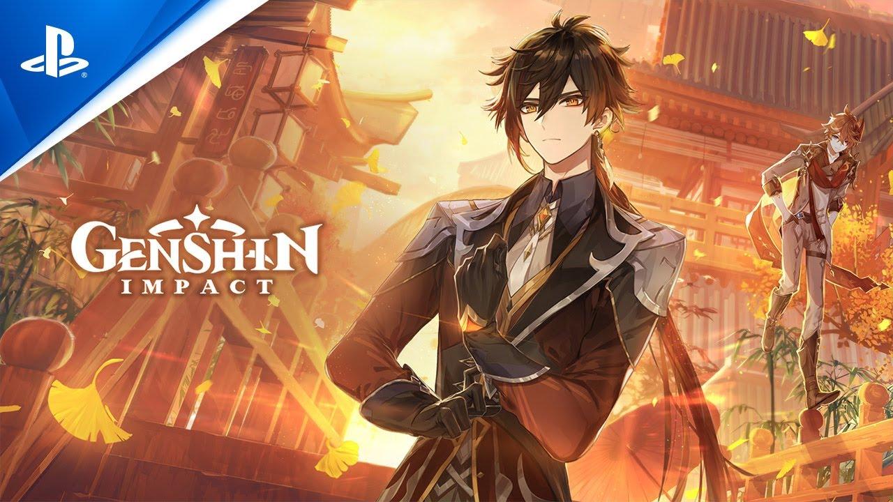 Genshin Impact - New Update 1.1 Trailer | PS4