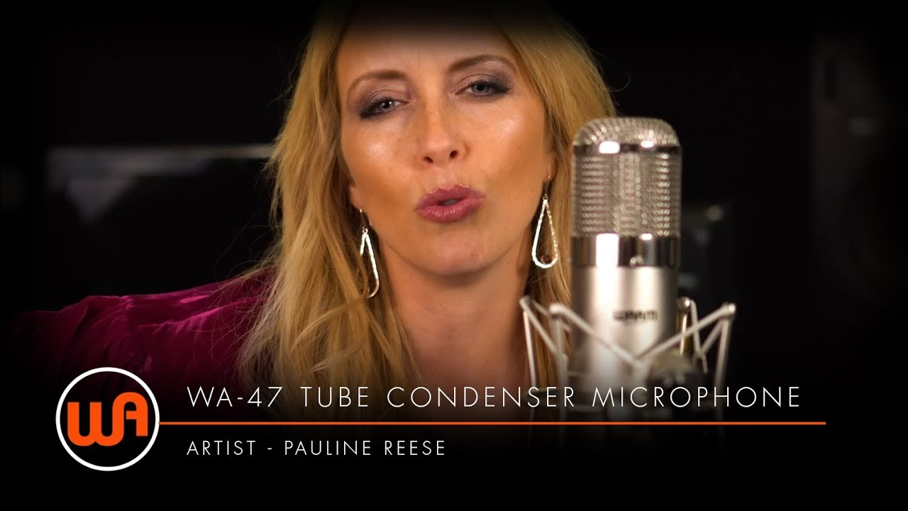 "Warm Audio // Pauline Reese ""Sweet Grass"" - WA-47 - Omni Sound Studio - Midtwon Motion"