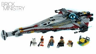LEGO 75186 Star Wars ● THE ARROWHEAD