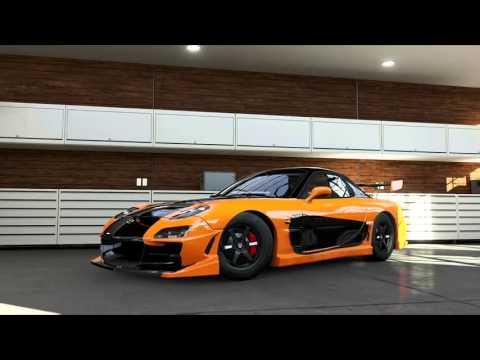 Forza 5 - Hans Mazda RX-7 from Tokyo Drift (ForzaVista) - YouTube