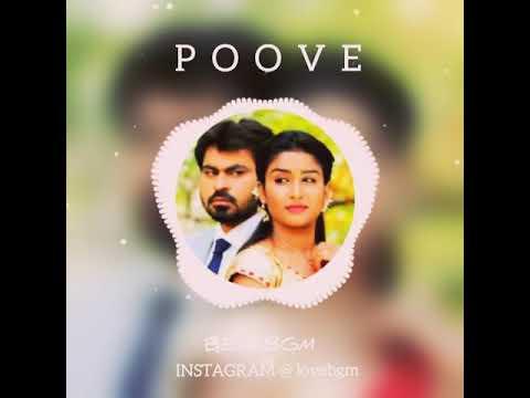 Love BGM | Poove Poochudavaa