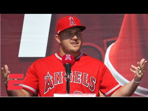 How 24 teams passed on Mike Trout in the 2009 MLB draft | Baseball Tonight