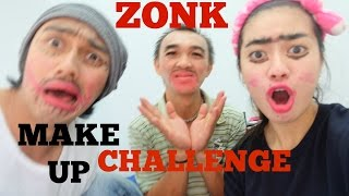 Video Keeping Up With Felicya - ZONK MAKE UP CHALLENGE! download MP3, 3GP, MP4, WEBM, AVI, FLV Maret 2017