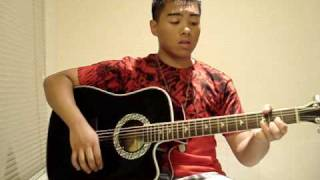 True by Ryan Cabrera (cover)