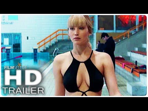 RED SPARROW Trailer (2018)