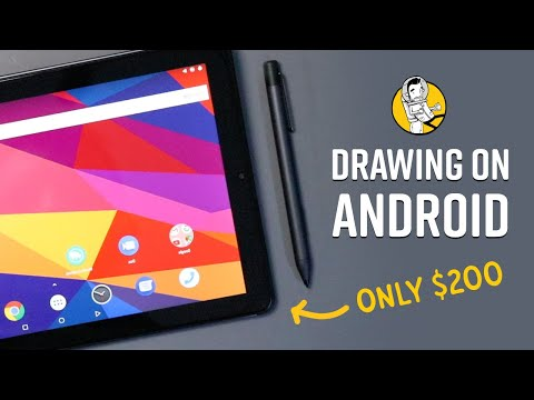 The Cheapest Android Tablet You Can Draw On: Chuwi Hi9 Plus