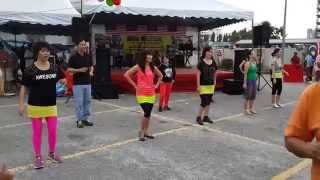 Dance Again Line Dance ~ Young Shepherd parents group
