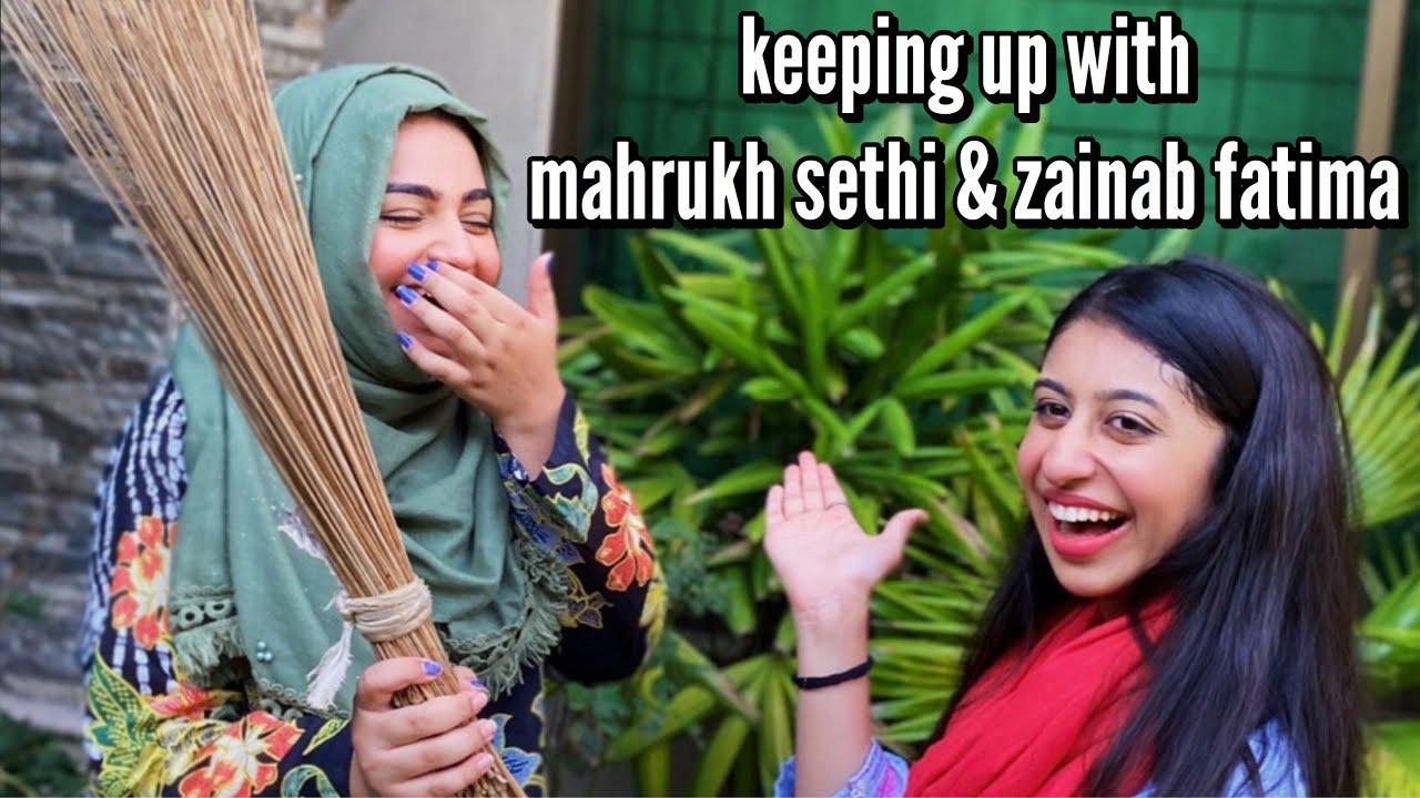 keeping up with mahrukh and zainab