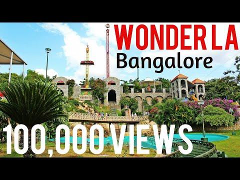 Wonder la Rides - Bangalore, India  - Amusement Park, Amazing rides | Sanjay Beri