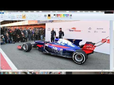 F1 2017 - Scuderia Toro Rosso STR 12 Launch Commentary