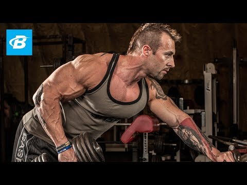 Intro | 12-Week Hardcore Daily Video Trainer With Kris Gethin