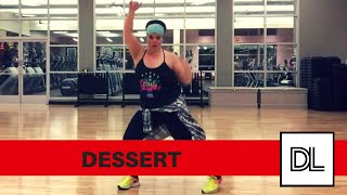 Dessert by Dawin || Original routine for dance fitness, hip hop, or zumba class
