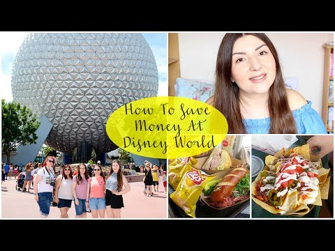 TOP 10: TIPS FOR SAVING MONEY AT DISNEY WORLD! | Lizzie Gines