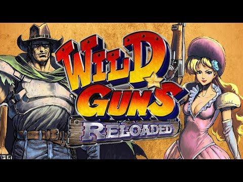 WildGuns Reloaded - Goldmine |