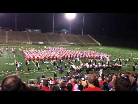 Cornhusker Marching Band - YMCA - Seacrest Field, Lincoln NE