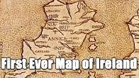 Oldest Map Of Ireland.Geography World Youtube