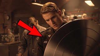 캡틴 아메리카가 그의 무기로 방패를 고른 진짜 이유 (…