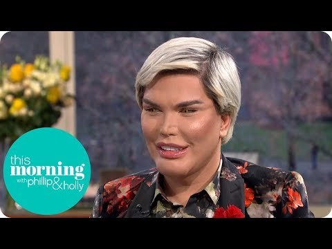 The Human Ken Doll Reveals His 70th Surgery | This Morning