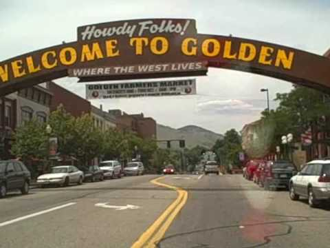 The Best Places to Live in the Denver Area - Golden Colorado