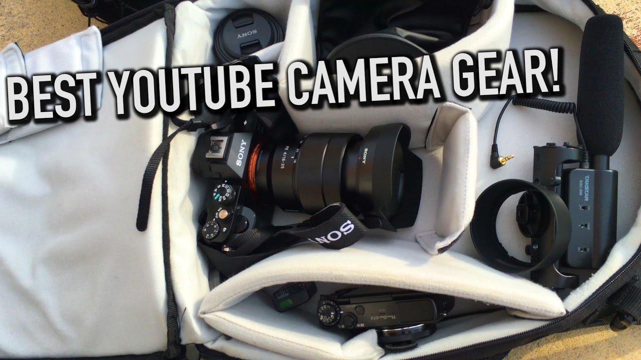 b8dc184a198 What Camera Gear Do I Use  - YouTube