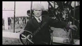 1914 Iowa State Fair Races Between Auto Racer Eddie Rickenbacker and Pilot Lincoln Beachey