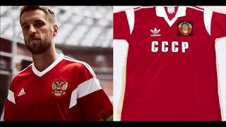 Новая форма сборной России по футболу и депутат Лебедев