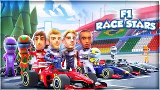 F1 RACE STARS |