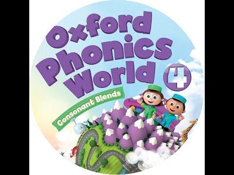 Oxford Phonics World 4 CD1 English for kids