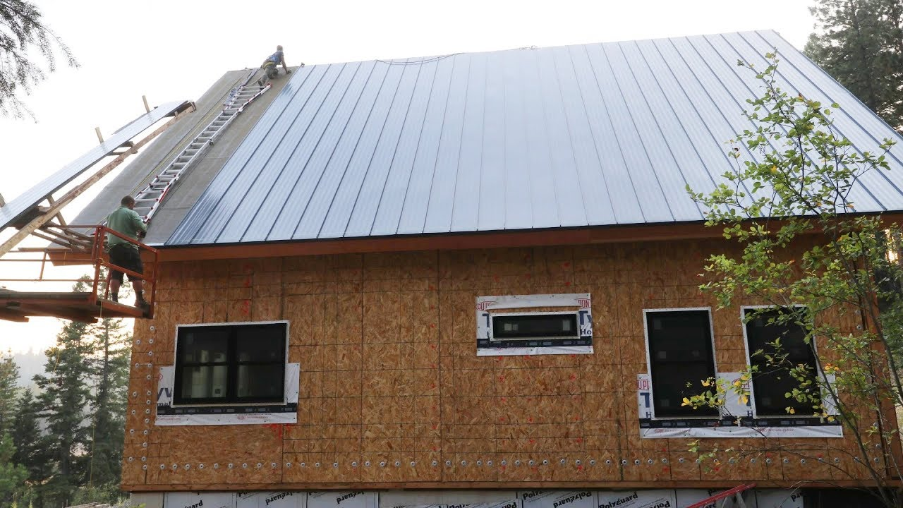 only-three-panels-left-metal-roofing-installation