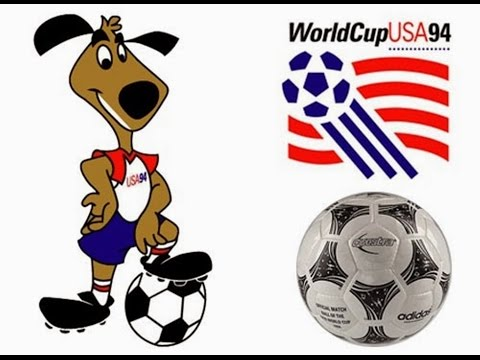Video Oficial  Mundial USA 1994  (World cup 94)