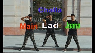 Challa (Main Lad Jaana) - URI Dance cover #challa #URI #Vickykaushal #Mainladjaana