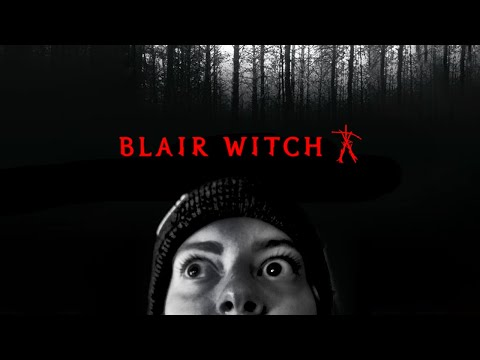 Witch Slapped - Blair Witch Funny Moments